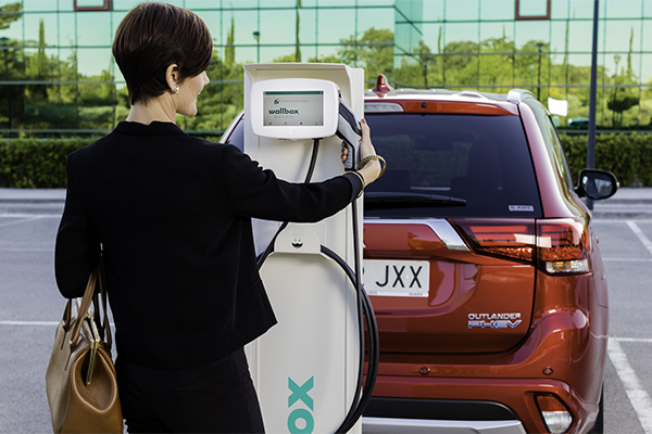 How EV Charging Stations Will Shape the Future of the Service Industry