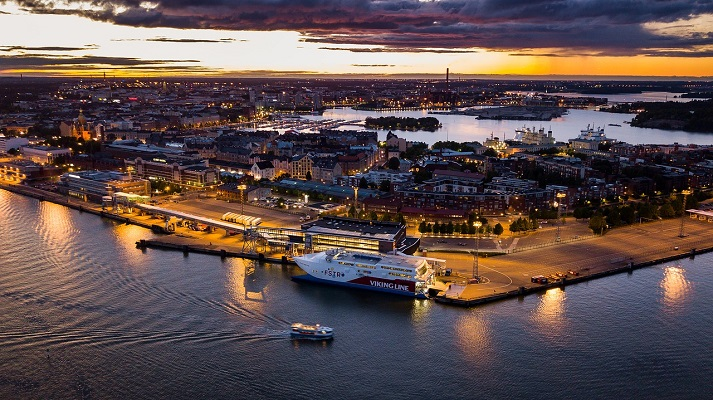 helsinki night - finland - ev charger incentives guide - wallbox