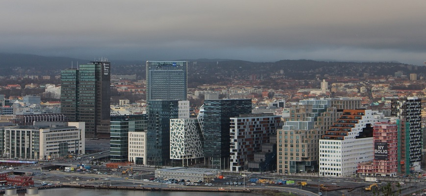 oslo city traffic - norway - ev charger incentives guide - wallbox