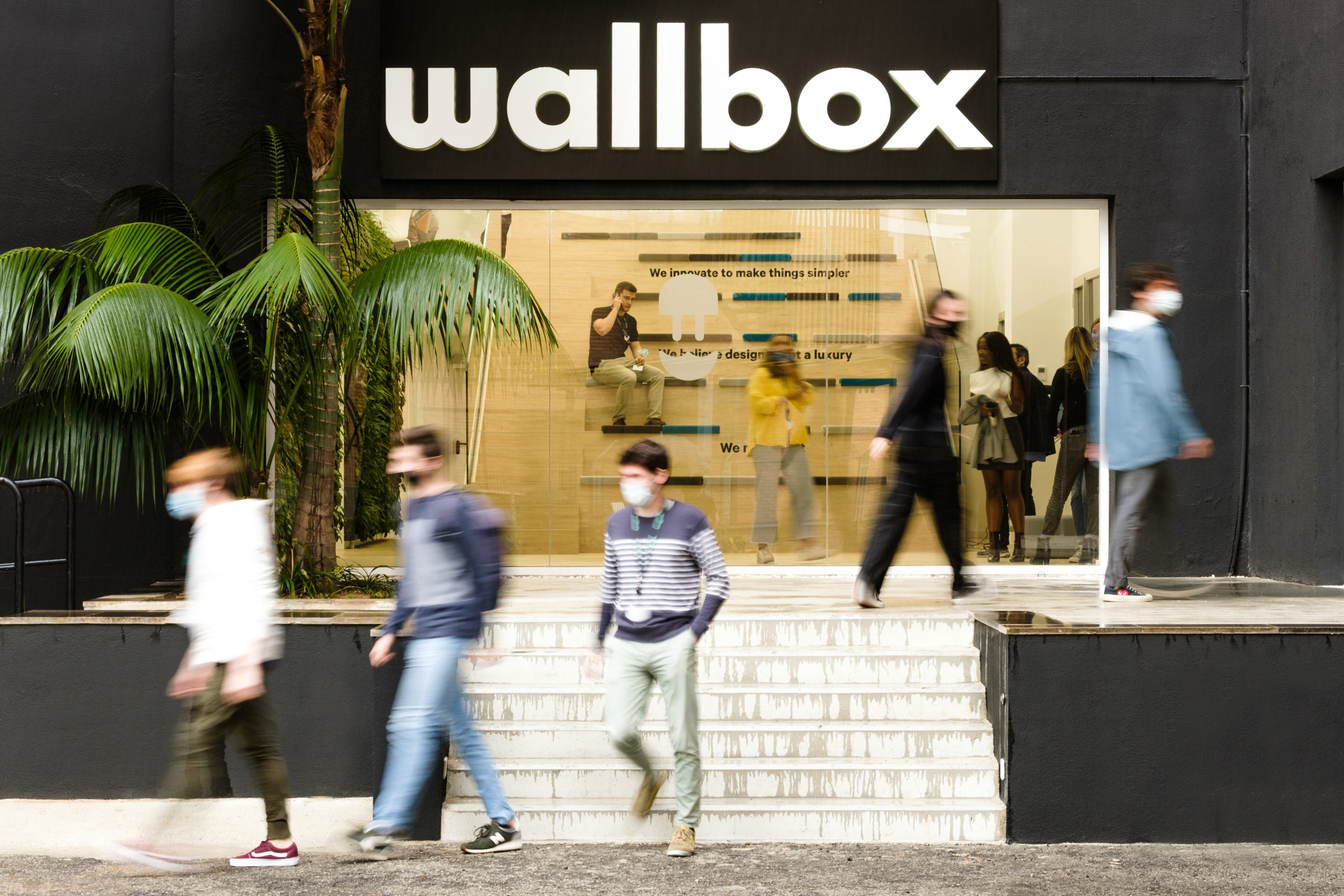 Wallbox Completes €33 Million Financing Round to Support Global Growth