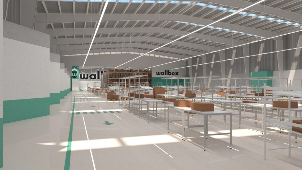 New factory in Zona Franca