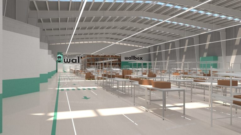 With an investment of €9m, Wallbox will set up its new production plant in Barcelona's Zona Franca