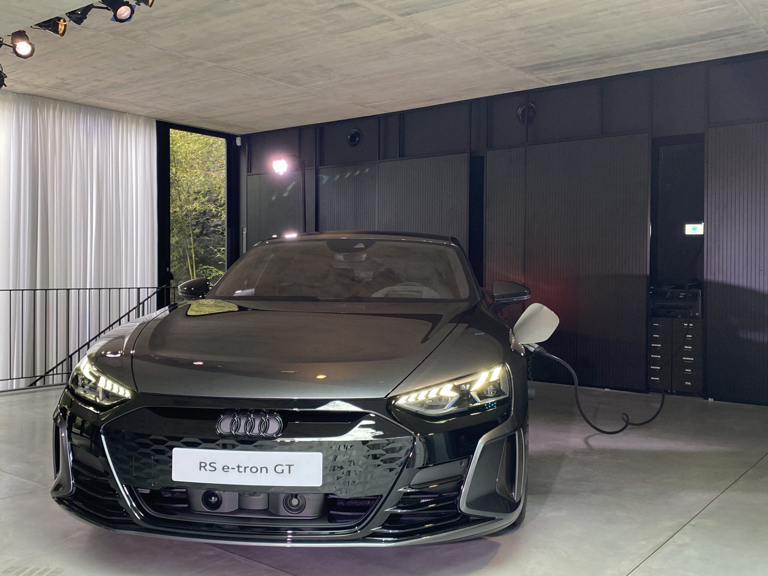 Groundbreaking innovation at Audi Spain launch